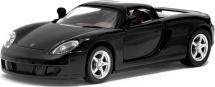 Машинка Kinsmart Porsche Carrera GT, черный