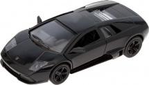 Машинка Kinsmart Lamborghini, черный
