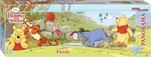 Пазлы Steppuzzle Disney Панорама. Винни и его друзья 120 элементов