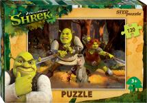 Пазлы Steppuzzle DreamWorks Шрек 120 элементов