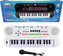Синтезатор Sonata 32 клавиши с микрофоном