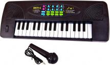 Синтезатор ABToys DoReMi 32 клавиши с микрофоном