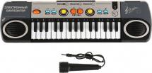 Синтезатор Играем вместе 31 клавиша с микрофоном