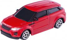Машинка AutoTime Range Rover Evoque, красный