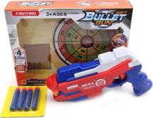 Бластер Bullet Gun с мягкими пулями