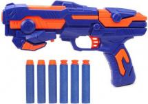 Бластер Frost Nova с мягкими пулями и фонариком