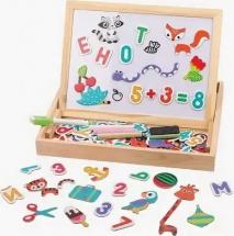 Доска для рисования Бизи-чемоданчик Доска знаний