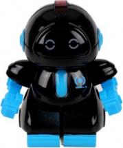 Мини-робот радиоуправляемый, черный