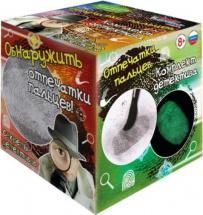 Набор детектива Qiddycome Отпечатки пальцев