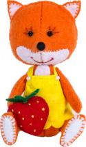 Набор для шитья игрушки Перловка Лисичка