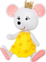 Набор для шитья игрушки Перловка Принцесса мышка