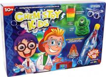 10 Магических экспериментов Chemistry Kids №1