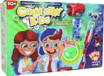 10 Магических экспериментов Chemistry Kids №2