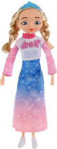 Кукла Карапуз Царевны. Аленка 29 см со звуком
