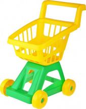 Тележка Орион Супермаркет, желтый