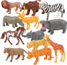 Фигурка Jungle Animal Дикие животные 1 шт
