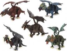 Фигурка Little Zu Драконы в ассортименте 1 шт