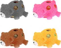 Игрушка-лизун 1Toy Мишка с гидрогелем