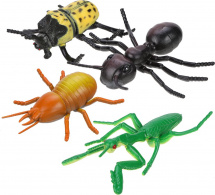 Фигурка Насекомое The Insect World в ассортименте 1 шт