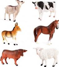 Фигурка Animal Kingdom Домашние животные в ассортименте 1 шт
