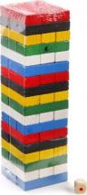 Настольная игра WissToy Башня цветная