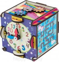 Бизиборд Бизи-Куб мини