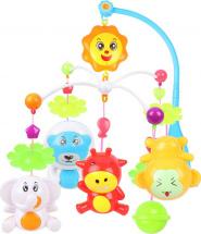 Мобиль Наша игрушка Зоопарк