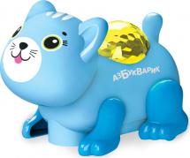 Музыкальная игрушка Азбукварик Диско-зверята Котик