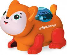 Музыкальная игрушка Азбукварик Диско-зверята Лисичка