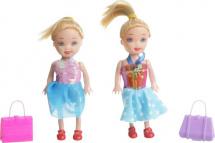 Куклы Zhorya 12 см 2 шт