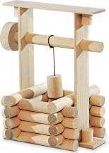 Конструктор деревянный Стругъ Колодец 23 детали