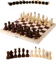 Шахматы Орловская ладья обиходные парафиновые
