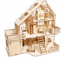 Кукольный домик SandLight Париж