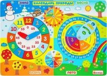 Бизиборд Alatoys Календарь природы