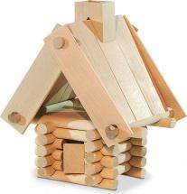 Конструктор деревянный Авалон Банька