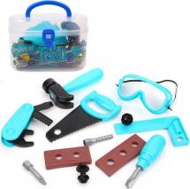 Набор инструментов 13 предметов в чемодане