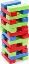 Падающая башня Цветная