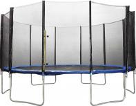 Батут Weekend DFC Trampoline Fitness 16 футов с сеткой, 488 см