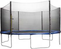 Батут Weekend DFC Trampoline Fitness 14 футов с сеткой, 427 см