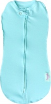 Пеленка-матрешка Пампусики на молнии 52 см, голубой