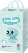 Трусики Palmbaby Premium L (9-14 кг) 48 шт