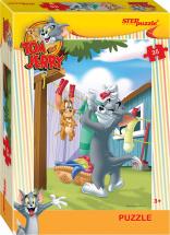 Пазлы Steppuzzle Warner Bros Том и Джерри 35 элементов