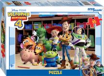 Пазлы Steppuzzle Disney/Pixar История игрушек-4 35 элементов