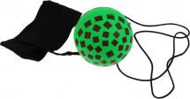 Мяч-попрыгун на резинке с браслетом