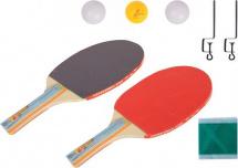 Набор для игры в настольный теннис с сеткой