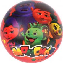 Мяч Играем Вместе Монстрики 23 см