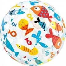 Мяч Intex Узоры 51 см
