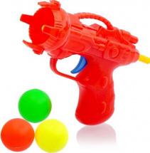 Пистолет Бласт с круглыми пулями