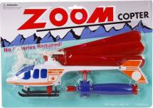 Вертолет с запуском Zoom Copter