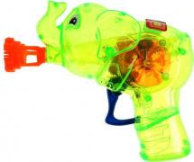 Пистолет для пускания мыльных пузырей Слоник